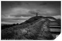 Up To The Tor, Print