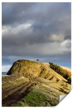 Back Tor, Peak District, Print