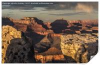 Grand Canyon Sunset, Print