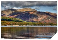 Lake Coniston, Print
