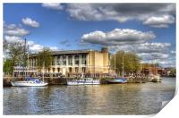 Bristol Docks and Harbour, Print