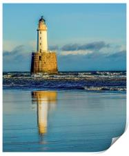 Rattray head lighthouse, Print