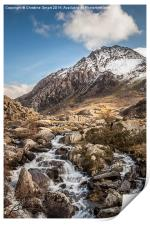 All Paths Lead to Tryfan, Print