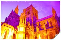Norwich Cathedral , Print