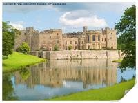 Raby Castle England, Print