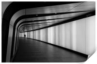 Channel Tunnel, Print
