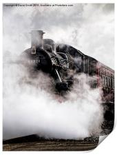 Lost in Steam, Print