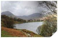 Buttermere in the Lake District, Print