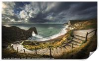 Durdle Door, Print