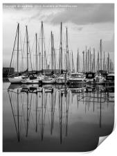 Shoreham Yacht Club, Print