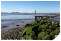 West Kirby Marine Lake Jetty, Print