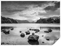 Derwent Water in the Lake District, Print
