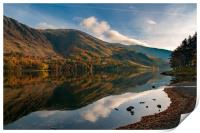 Buttermere, Print