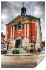 Henley-on-Thames Town Hall, Print