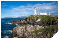 Fanad Head lighthouse, Print