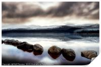 Loch Morlich No.4 (3x2 ratio), Print