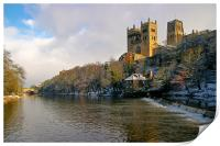 Durham Cathedral, Print