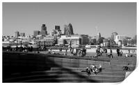 The City from The Scoop, Print