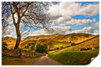 The Road To Howtown, Print