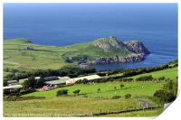 Torr Head in County Antrim, Print