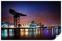 The Clyde Arc, Print