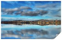 Dundee Reflections, Print