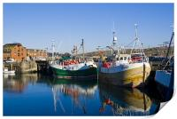 Padstow Harbour, Print