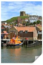 The Whitby Lifeboat, Print
