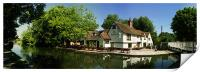 The Three Horseshoes at Winkwell, Print