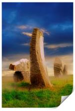 The Ancients, Print