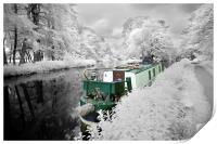 Kennet and Avon, Print