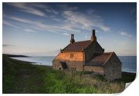 House at Howick, Print
