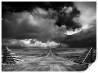 The road to Nowhere?, Print