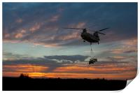 Joint Helicopter Command, Print