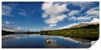 Coniston Water, Print