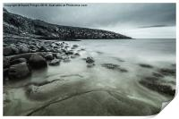 Cullernose Point, Print
