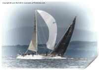 The Wind in my Sails, Print