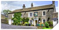 The Assheton Arms, Print