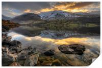 Wastwater, Cumbria, Print