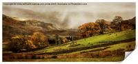 The Engish Lake District, Print