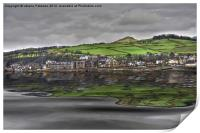 Largs Seafront, Print