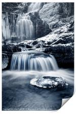 Fresh Falls at Scaleber Force, Print