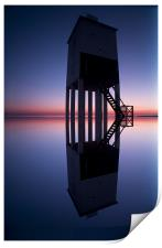 The Perfect reflection., Print
