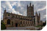 Gloucester Cathedral , Print