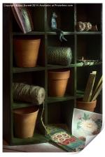 The Potting Shed, Print