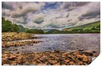 Thirlmere Looking North, Print