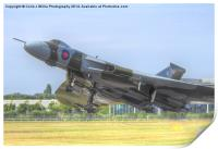 Vulcan Takes to the Sky - Farnborough 2014, Print