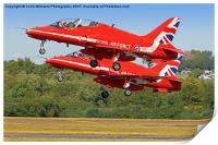 The Red Arrows RIAT 2015 17, Print