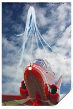 The Red Arrows - Eastbourne 2015, Print