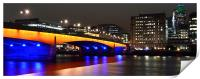 London Bridge 2, Print
